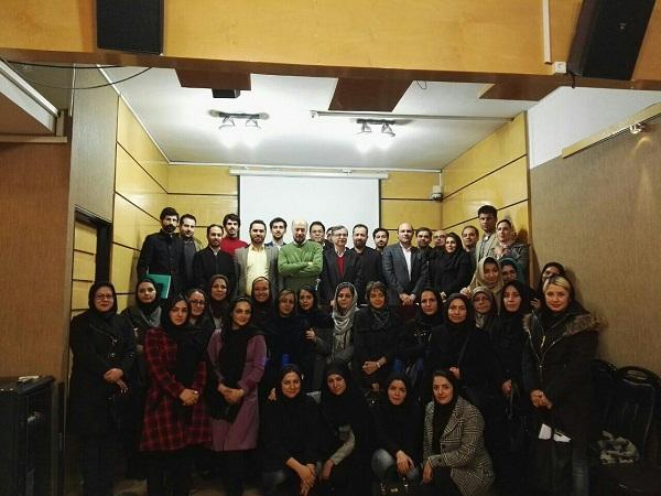 ششمين جلسه از «سلسله نشستهاي دانشافزايي و همانديشي نقد ترجمه» با تدریس دکتر علی خزائیفر