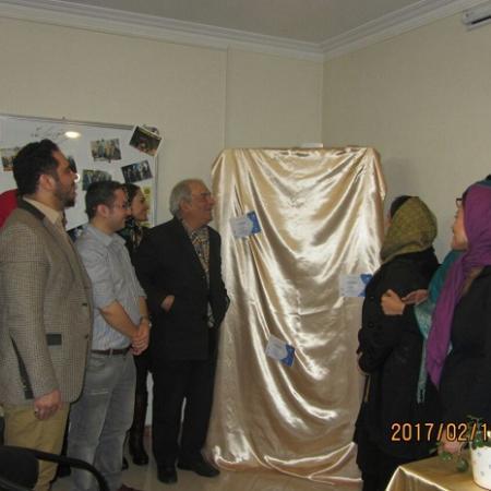 مراسم رونمایی از سری نخست کتابهای منتشر شده تحت حمایت انجمن صنفی مترجمان شهر تهران